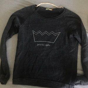Zeta Tau Alpha soft sweatshirt